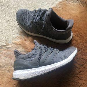 Adidas Ultraboost Grey Women's 7.5
